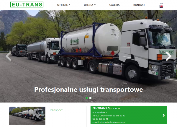 EUTRANS Transport